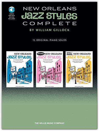 Hal Leonard New Orleans Jazz Styles - Complete (Book/Online ()