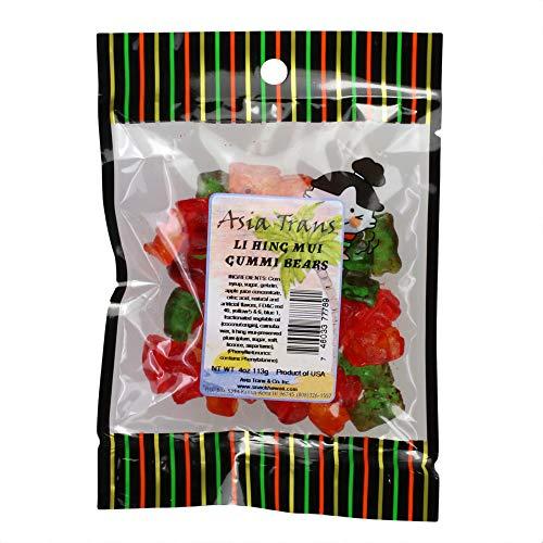 Li Hing Mui Gummy Bears ()