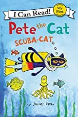 New York Times bestselling author and artist James Dean brings Pete the Cat's world to life under the sea in this new I Can Read book.              Pete the Cat is going scuba diving! Before he hits the water, Captain Joe tell...