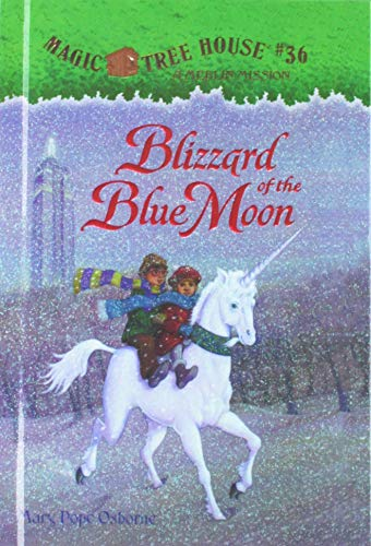 Blizzard of the Blue Moon (Magic Tree House) (Magic Tree House Blizzard Of The Blue Moon)