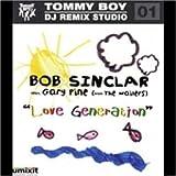 Love Generation by Sinclar, Bob [Music CD]
