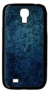 Grungy Background Custom Samsung Galaxy I9500/Samsung Galaxy S4 Case Cover Polycarbonate Black