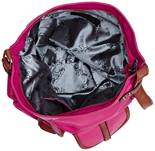 Bag Swankyswans bandouli Pu Gigi Leather Sac School qWwSv8URwE