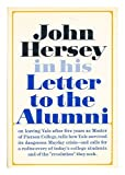 Letter to the Alumni, Hersey, John, 0394468430