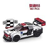 Li-KererRacing-Speed-Champion-Car-Set-Building-Blocks-Giocattoli-per-Bambini-in-Mattoni-Compatibile-Lego-Riparazione-Stazione-Pickup-F178117-No-Box
