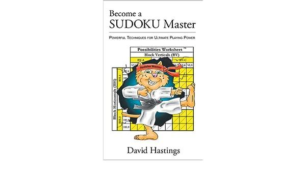 Become a SUDOKU Master - Kindle edition by David Hastings. Humor ...