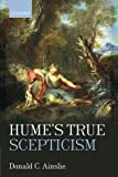 img - for Hume's True Scepticism book / textbook / text book