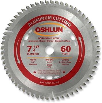 2 Pcs 60 Carbide Tooth 22 inch Circular Saw blade