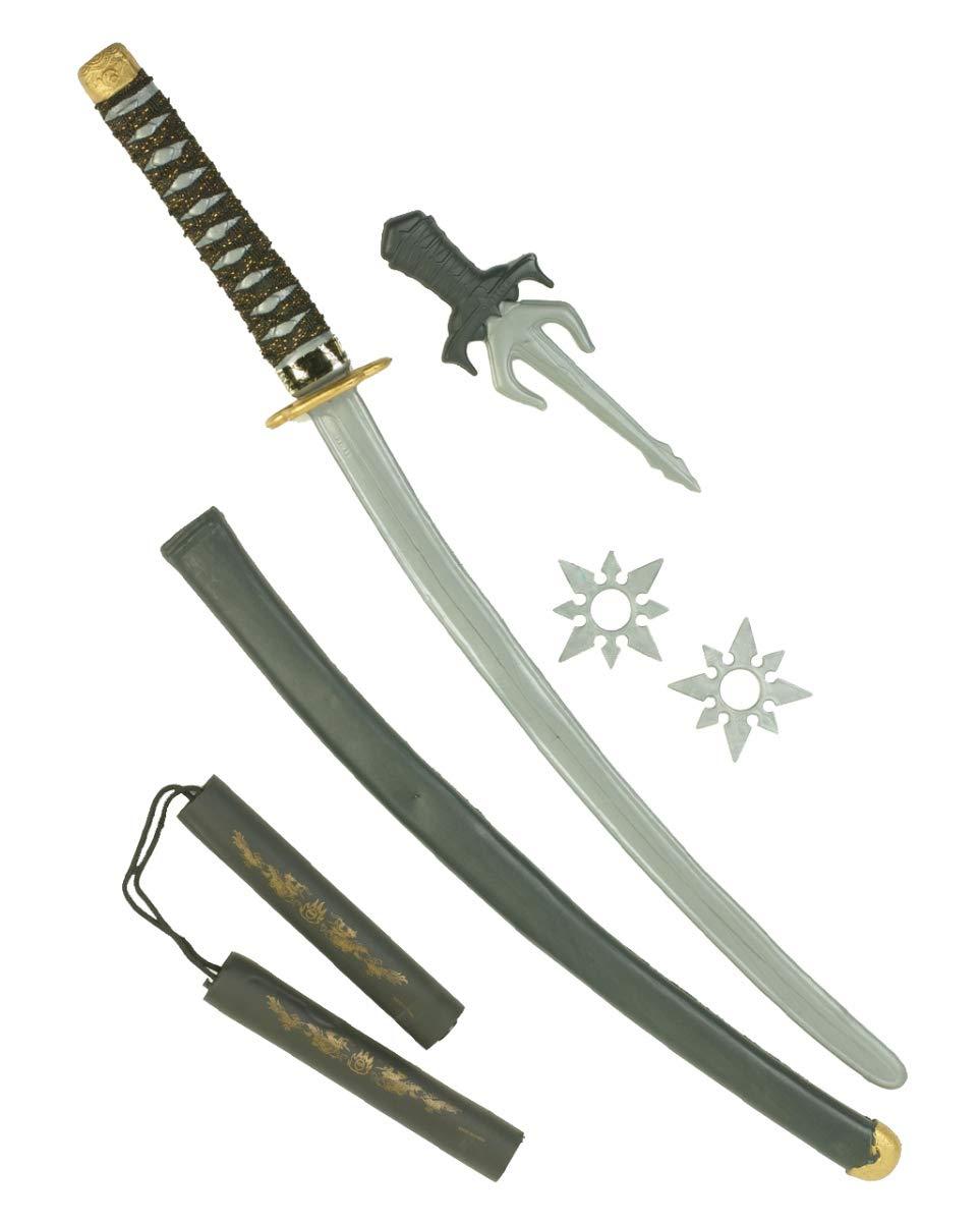 Horror-Shop Ninja Armas Conjunto: Amazon.es: Juguetes y juegos