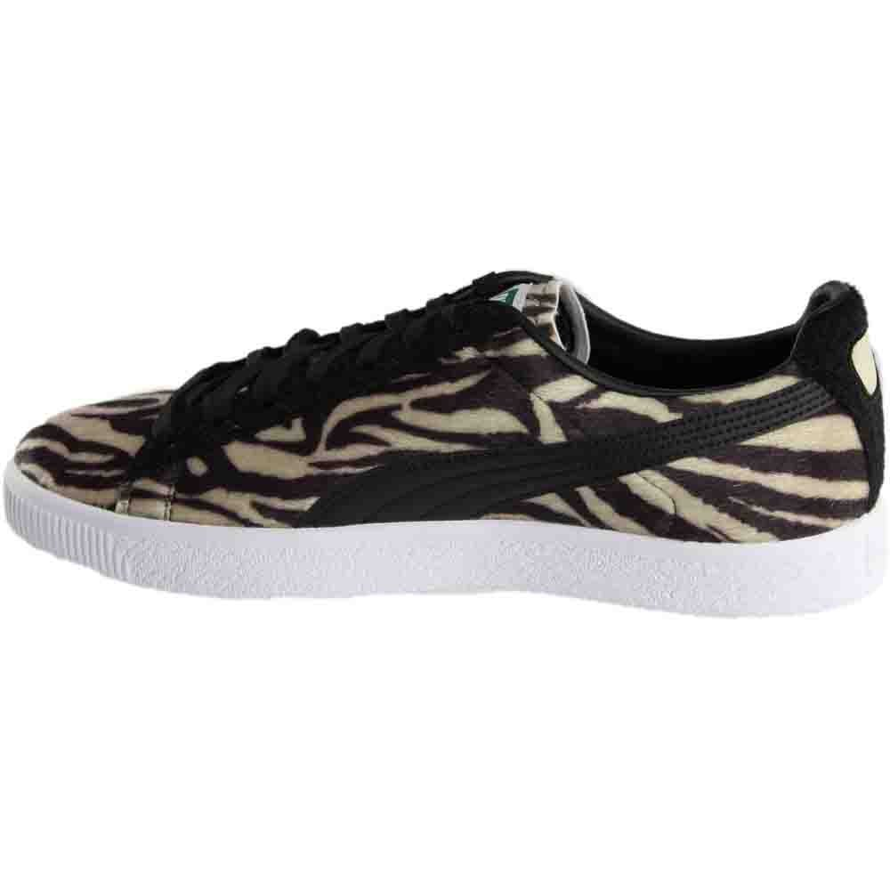 Amazon.com | PUMA Mens Clyde Suits Ankle-High Fashion Sneaker | Fashion Sneakers