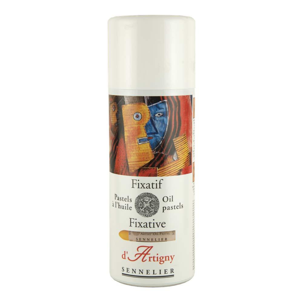 Sennelier D'artigny Oil Pastel Sprayfix 400ml