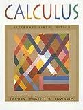 Calculus, Alternate 9780395889022
