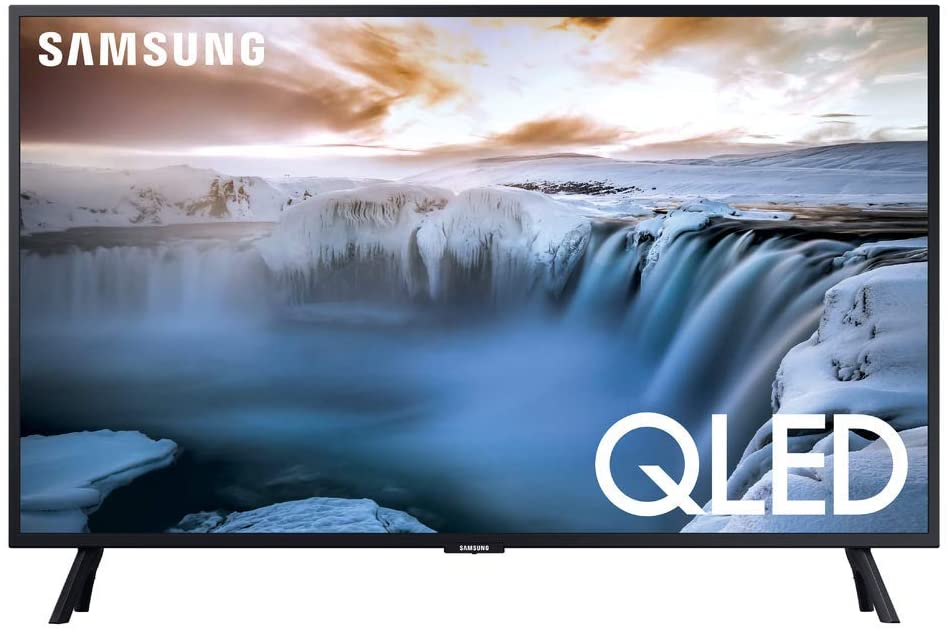 "Samsung QN32Q50RA 32"" Class QLED 4K Smart Ultra High Definition TV Bundle with Additional One Year Coverage by Epic Protect (2019)"