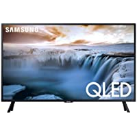 """Samsung QN32Q50RA 32"""" Class QLED 4K Smart Ultra High Definition TV with an Additional 1 Year Coverage by Epic Protect…"""