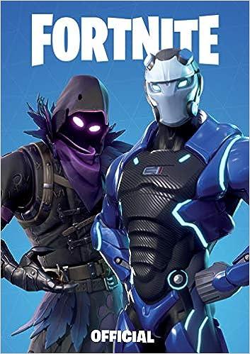 Amazon com: FORTNITE (OFFICIAL): Pocket Notebook - Blue