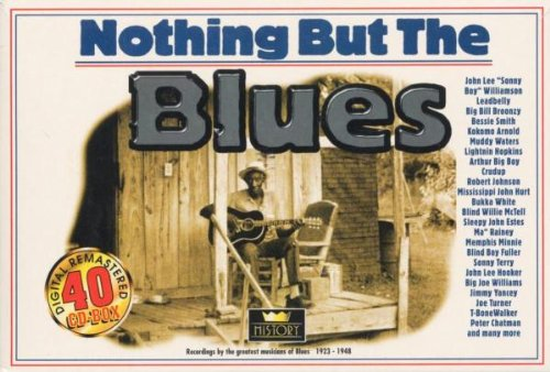 Nothing But the Blues by Proper Box UK