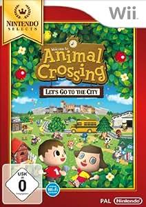 Animal Crossing: Let's Go to the City [Nintendo Selects] [Importación alemana]