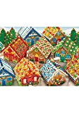 Outset 350 Family Pieces Gingerbread Houses Cobble Hill Puzzle Standard