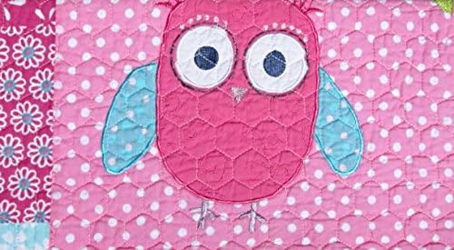 Baby blanket quilted cotton Turquoise Pea Pink Fay Cacti Teddy Owl Car Gray Star lung teen coverlet tween comforter 2sided bedspread IKEAcot