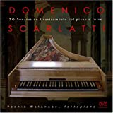 クリストフォリ・ピアノで弾くスカルラッティ・ソナタ集
