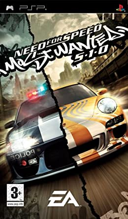 Need for Speed: Most Wanted 5-1-0 - PSP: Amazon.com.mx: Videojuegos