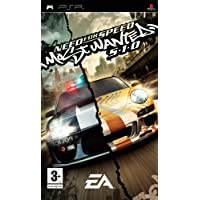 Need for Speed: Most Wanted 5-1-0 - PSP