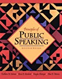 Principles of Public Speaking 9780205494422