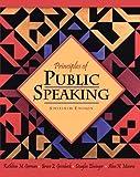 Principles of Public Speaking 16th Edition