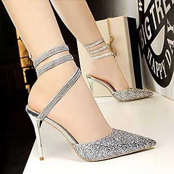 Y Tacón Altos Zapatos Alto De Amp;fa Wpkn0o Lgk Con Mujer Tacones lJu1F3TKc