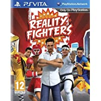 Reality Fighter - Ps Vita