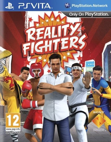 reality fighters ps vita buyer's guide for 2019