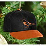 BSS - Baltimore Orioles MLB Baseball Cap Ornament