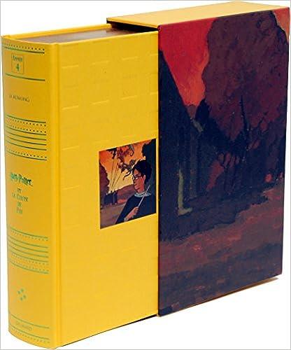 Livre en espagnol téléchargement gratuit Harry Potter, IV:Harry Potter et la Coupe de Feu PDF FB2 by J. K. Rowling