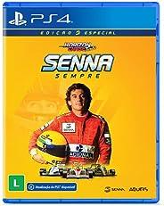 Horizon Chase Turbo Senna Sempre - PlayStation 4