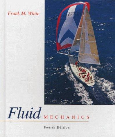 MECANICA DE FLUIDOS - WHITE 51RK26VW8BL