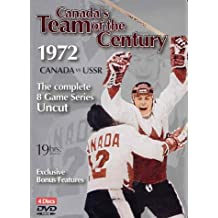 Canada's Team of the Century: 1972 Canada vs USSR