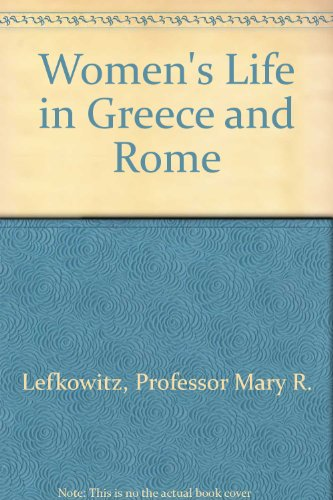 women's life in ancient greece through The daily life of ancient greeks life in greece in ancient times would remind you of your own life though obvious through the writing of ancient poets women of ancient greece essay examples - women in ancient greece women's role in greece can be seen when one first begins to do.
