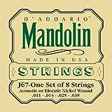 D\'Addario J67 Nickel Mandolin Strings