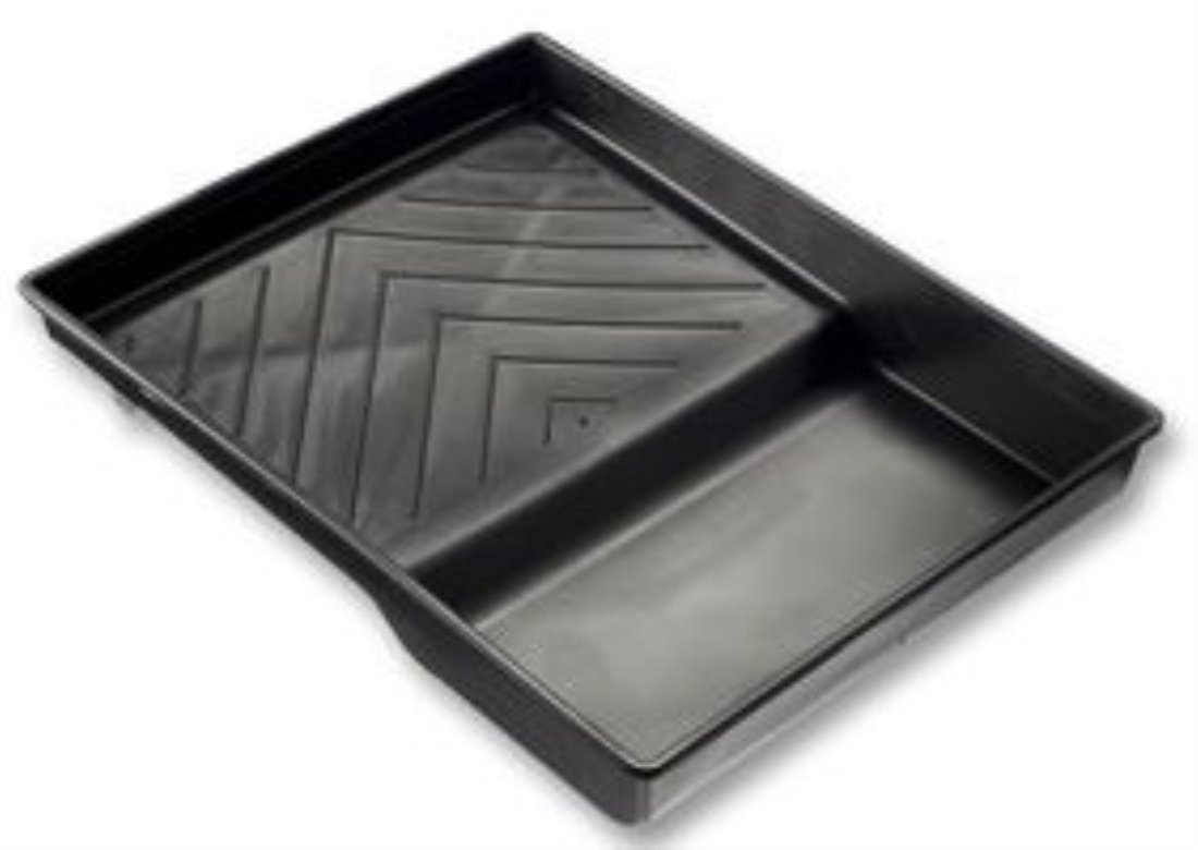 HARRIS 80999 12' Plastic Roller Tray