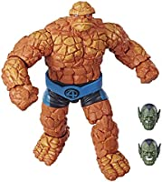 Marvel Fantastic Four Legends Figura 6 Pulgadas Thing