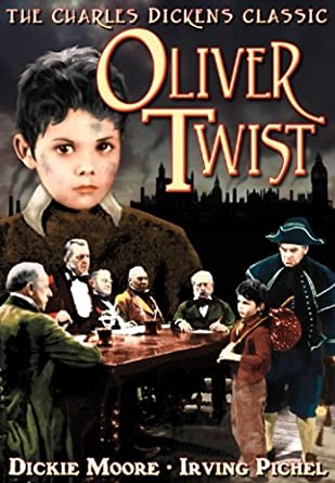 com oliver twist dickie moore irving pichel will  oliver twist 1933