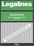 Legalines on Contracts,- Keyed to Farnsworth 9780314143358
