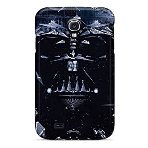 Snap-on Darth Vader Death Star Case Cover Skin Compatible With Galaxy S4