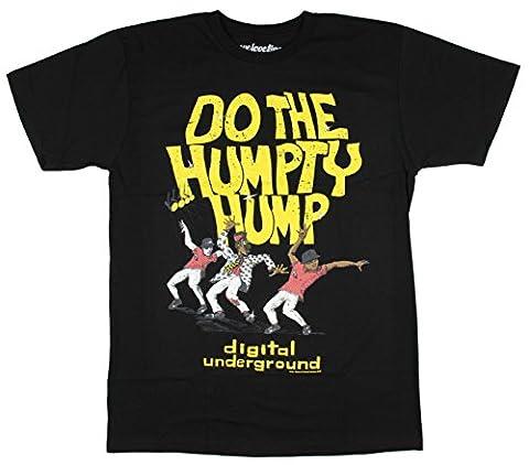 Digital Underground Do The Humpty Hump Dance Mens Shock G X-Large (G Shocks X Large)