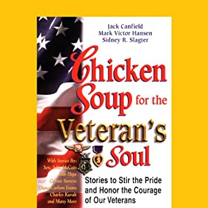 Chicken Soup for the Veteran's Soul Audiobook