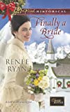 Finally a Bride by Renee Ryan front cover