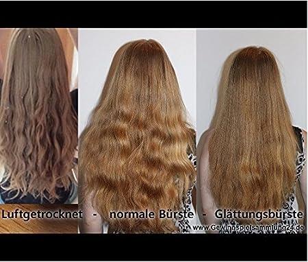 uspicy US de fs005 2 unidades pelo alisado Cepillo glättb ürste alisador de cabello para pelo largo pflegen: Amazon.es: Belleza