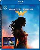 DVD : Wonder Woman (Region Free Blu-Ray) (Hong Kong Version / Chinese subtitled) 神奇女俠