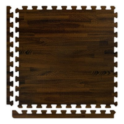 SoftWoods Set in Walnut Size: 10′ x 20′
