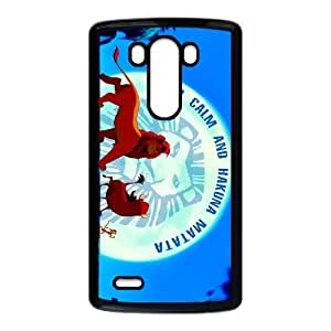 Phone Accessory for LG G3 Phone Case The Lion King T1647ML
